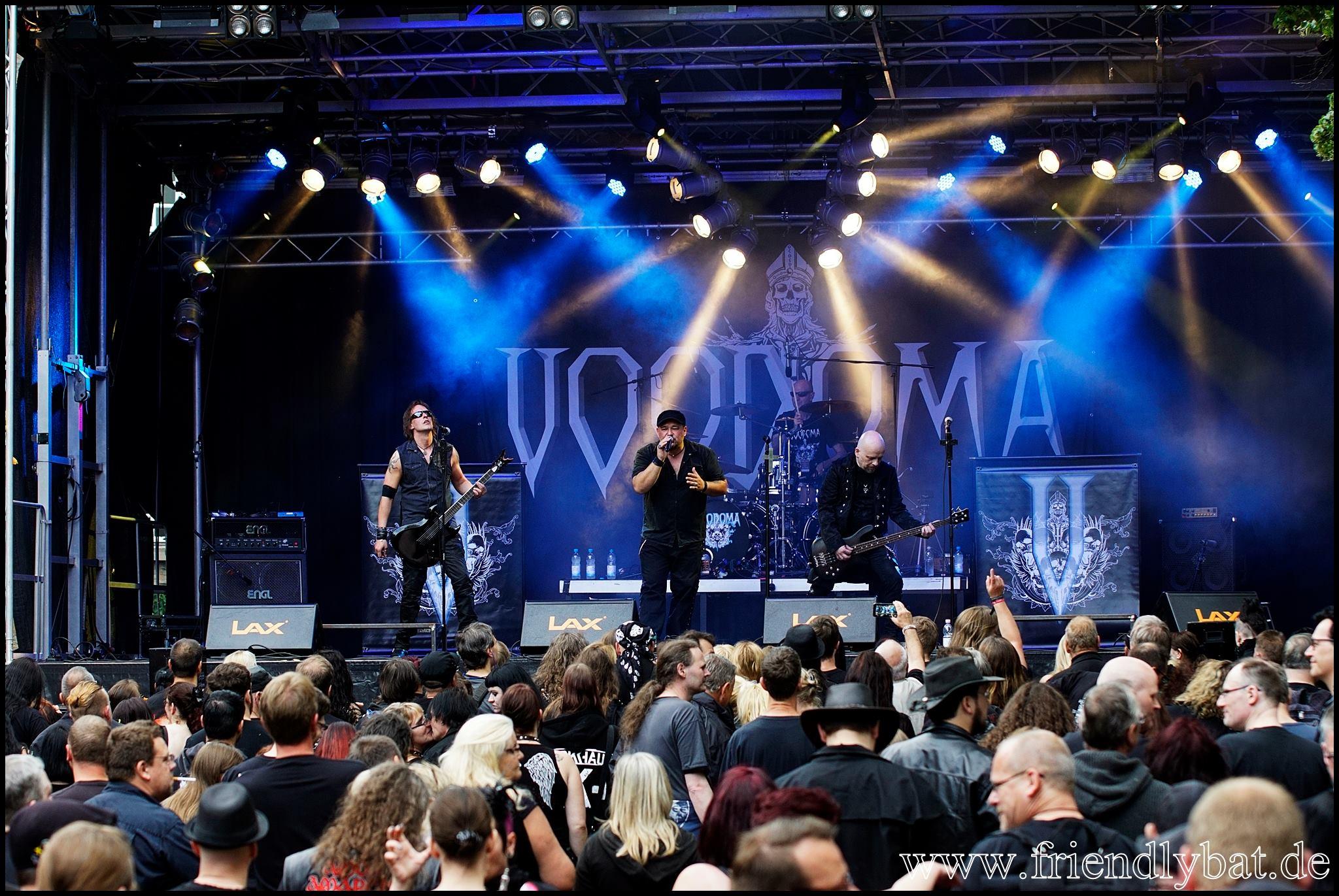 Voodoma 2016 Castle Rock