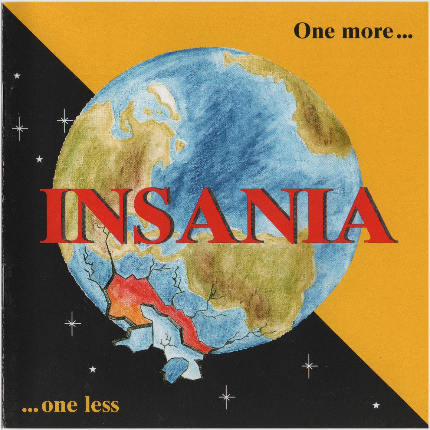 CD Cover One More One Less (Original)